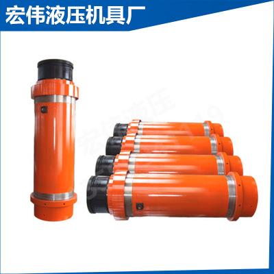 厂家直销320吨分体工程液压油缸 来图定做行程加长电动液压油缸