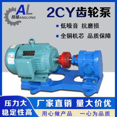 供应2CY铸铁高压齿轮泵 增压输油泵 量大价优