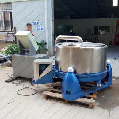贵港源头厂家热销离心式脱水机 玉林直销三足式甩干机 脱水离心机