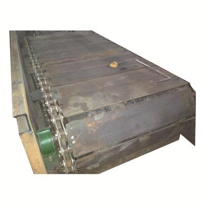 重物输送链板输送机多用途 矿用板链输送机型号可正反转