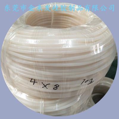 耐高温硅胶管4*8 水族氧气管硅胶水管硅胶导管优质硅胶软管 210米