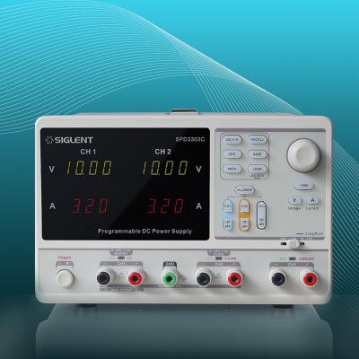 鼎阳SPD3303C三路高精度电源独立可控输出直流电源 基础直流电源
