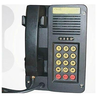 KTH18本质安全自动电话机 本安型电话机 矿用防爆电话 不断超越