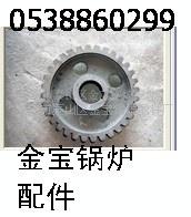 锅炉配件厂 锅炉辅机配件 GT500蜗轮 减速机 炉门 链轮
