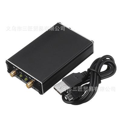 新款频谱分析仪USB  35-4400M信号源 带跟踪源模块RF频域分析工具