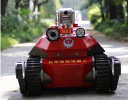 消防防爆侦检机器人