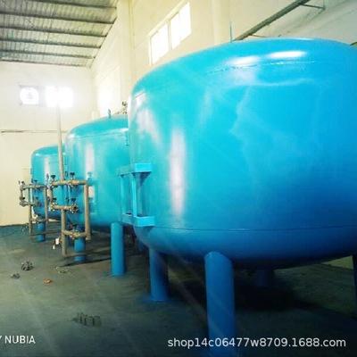 西北多介质过滤罐厂家直销  锰砂过滤器 前置初级过滤器