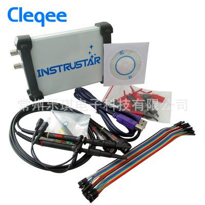 ISDS205C USB虚拟示波器*带宽20M+逻辑分析仪+频谱仪+数据记录仪