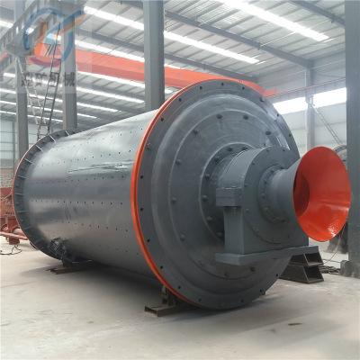 固废处理研磨设备 火电厂粉煤灰球磨机 混凝土搅拌站水渣球磨机