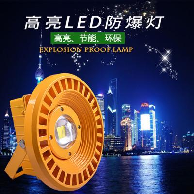 LED防爆灯隧道灯生产厂家50w100W200W加油站投光灯低压12v24v36v