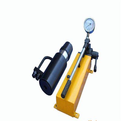 货到付款MS19锚索张拉机 手动锚索张拉机 矿用锚索张拉机价格