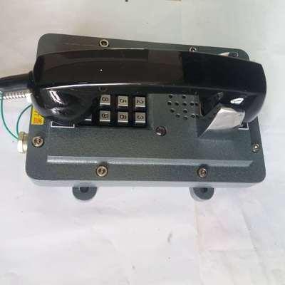 厂家直销防爆电话 本质安全自动电话机 矿用防爆本安自动电话机