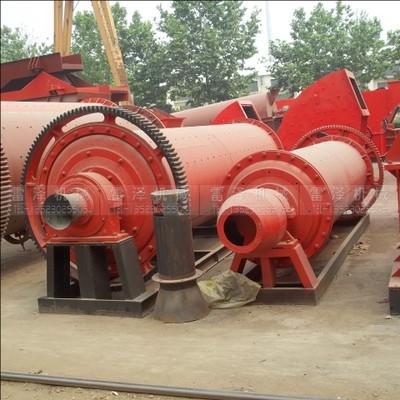 厂家供卧式滚动轴承球磨机 选矿专用格子球磨机 有色金属选矿设备