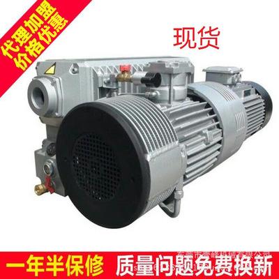 单级旋片式XD-302CNC单极旋片式真空泵 吸塑成型油循环润滑真空泵