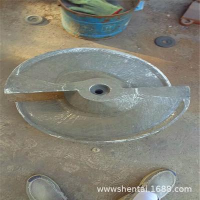 正品1500型立式复合破碎机配件耐磨锤头 立轴打砂机锤头衬板