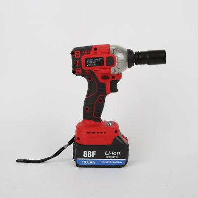 厂家直销锂电动工具无刷电机 多功能电动式电动扳手五金工具批发