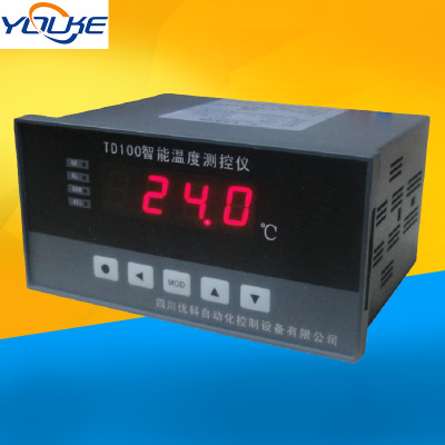 供应 TD100电厂专用温控仪 电厂温度控制仪 电厂专用轴瓦温控仪