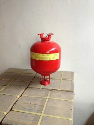 杭州厂家供应FZXA悬挂式贮压超细干粉灭火装置 超细干粉药剂充装