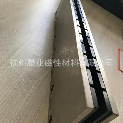 专业供应 U型直线电机 直线电机组件 直线电机磁瓦 马达电机磁铁