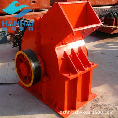 PC400*300建筑垃圾粉碎锤破机 废砖头混凝土破碎机 锤破厂家