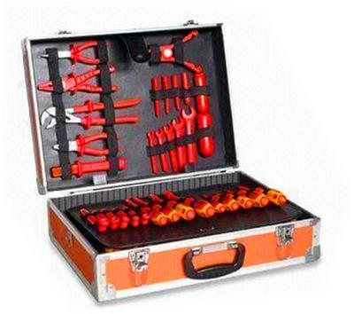 供应高档铝合金包装箱 多功能铝合金工具箱 仪器箱 工具收纳箱