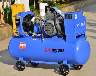 新款22KW移动式螺杆空压机高效节能30千瓦无油激光切割空压机厂家