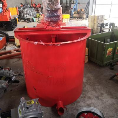 厂家直销单层水泥砂浆立式搅拌机 小型混凝土搅拌桶 工程建筑设备