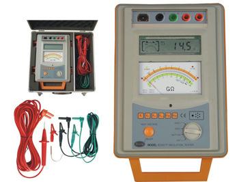 KD2678A水内冷发电机绝缘测试仪 2500V发电机专用兆欧表