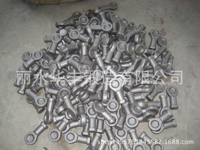 厂家直销杆端关节轴承毛坯铜圈钢球配件批发