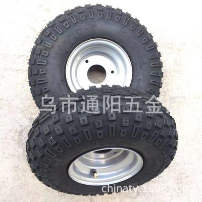 小公牛沙滩车轮胎145/70-6钻石花真空胎儿童电动轮胎14.5寸半轮胎