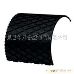 景县华升现货生产各种花纹橡胶板 防滑橡胶板 橡胶衬板