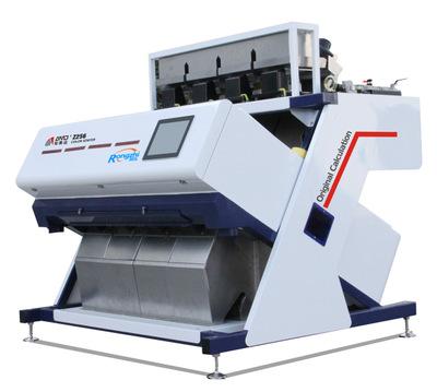 安美达 荣智系列花生专用色选机 中大型粮食分选机