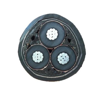 10KV高压电缆 铝芯电力电缆 3*70 电缆厂家直销