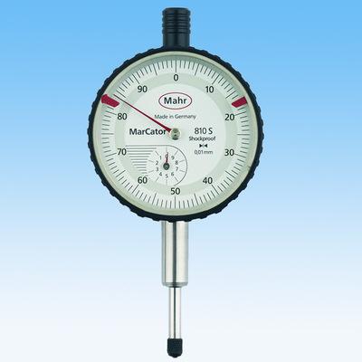 德国马尔MarCator 810 S 精密机械指示表 百分表 DIN型 原装