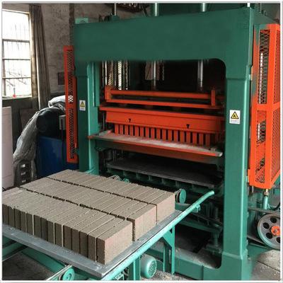 全自动液压水泥砖机免烧砖设备 生产线无托板混泥土多孔砖砖设备