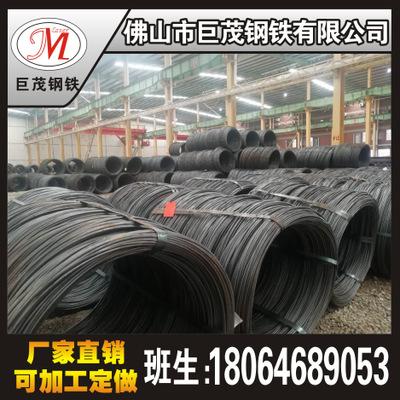 厂家直销盘螺钢筋建筑用三级螺纹钢抗震HRB400E国标钢筋价格优惠