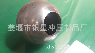 江苏批发栏杆连接球,各类型号碳钢球,铝合金空心球,76拉伸球