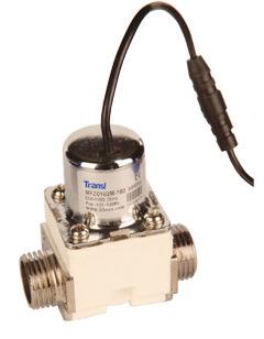 DC24V常闭单向电磁阀  4分管直流供电 水阀 单稳态电磁水阀