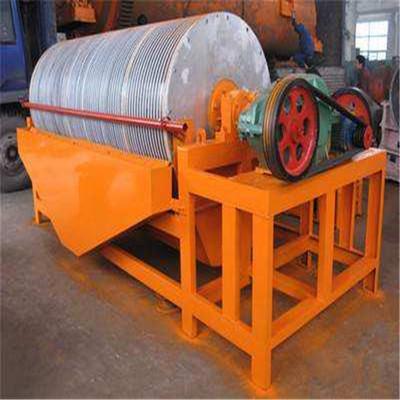 湿式强磁板式磁选机 滚筒磁选机 厂家直销0505湿式强磁辊式磁选机