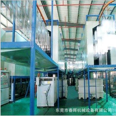 厂家订制涂装生产线 悬挂输送线 粉末涂装线 全自动涂装生产线
