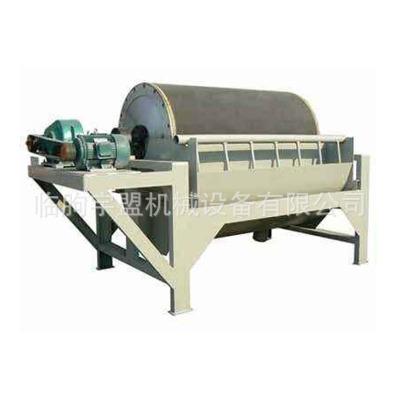 云南强磁磁选机 磁滚筒 磁铁矿磁选机复选磁选机械临朐生产厂家