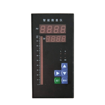 XMT-2000G单回路数显光柱控制仪数显报警仪温控仪