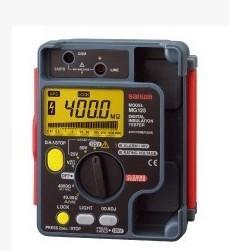 MG500绝缘电阻测试仪_sanwa数字兆欧表