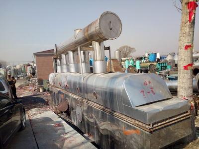 供应二手银川立式卧式沸腾干燥机 型号ftg100-200型 产地货源