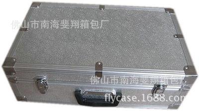 厂家定制精密铝合金工具箱 铝合金仪器箱 铝制包装箱EVA内衬