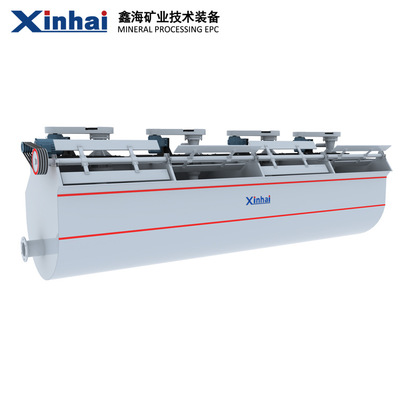 机械搅拌式金矿浮选机 大型锌矿浮选机 大型选矿浮选机