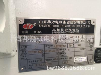 YPKK高压电机 山东华力高压电机高压电机3000-6000V 10KV高压电机