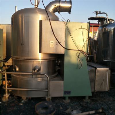低价处理二手沸腾干燥机  FG120型沸腾干燥器 立式高效沸腾干燥机
