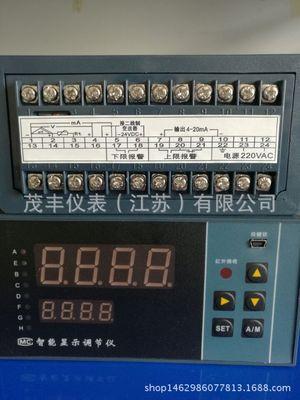 XMTA-1000智能数显调节仪  数字显示温控仪