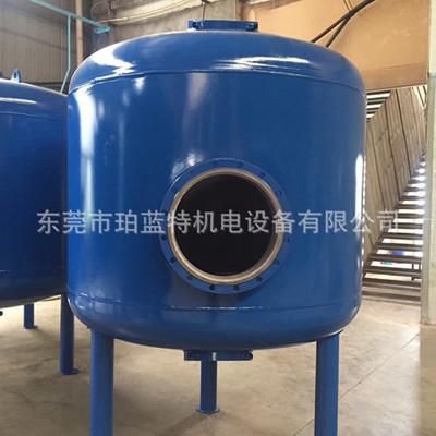 工业冷却水处理珀蓝特冷却塔过滤器去浊排污冷却塔循环水过滤设备